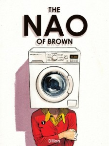 Cover to The Nao of Brown.